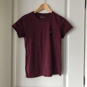 Women's Stussy t-shirt